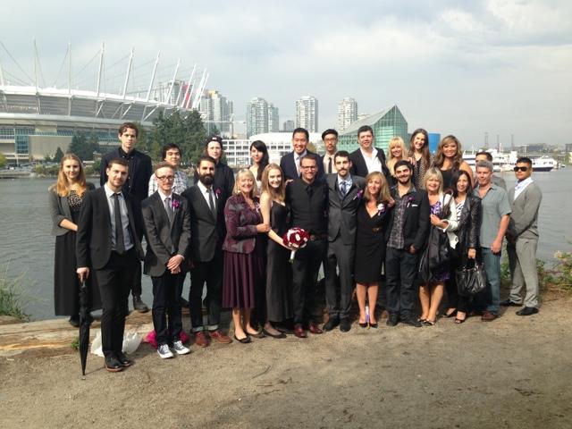 Vancouver Wedding Officiant Elopement