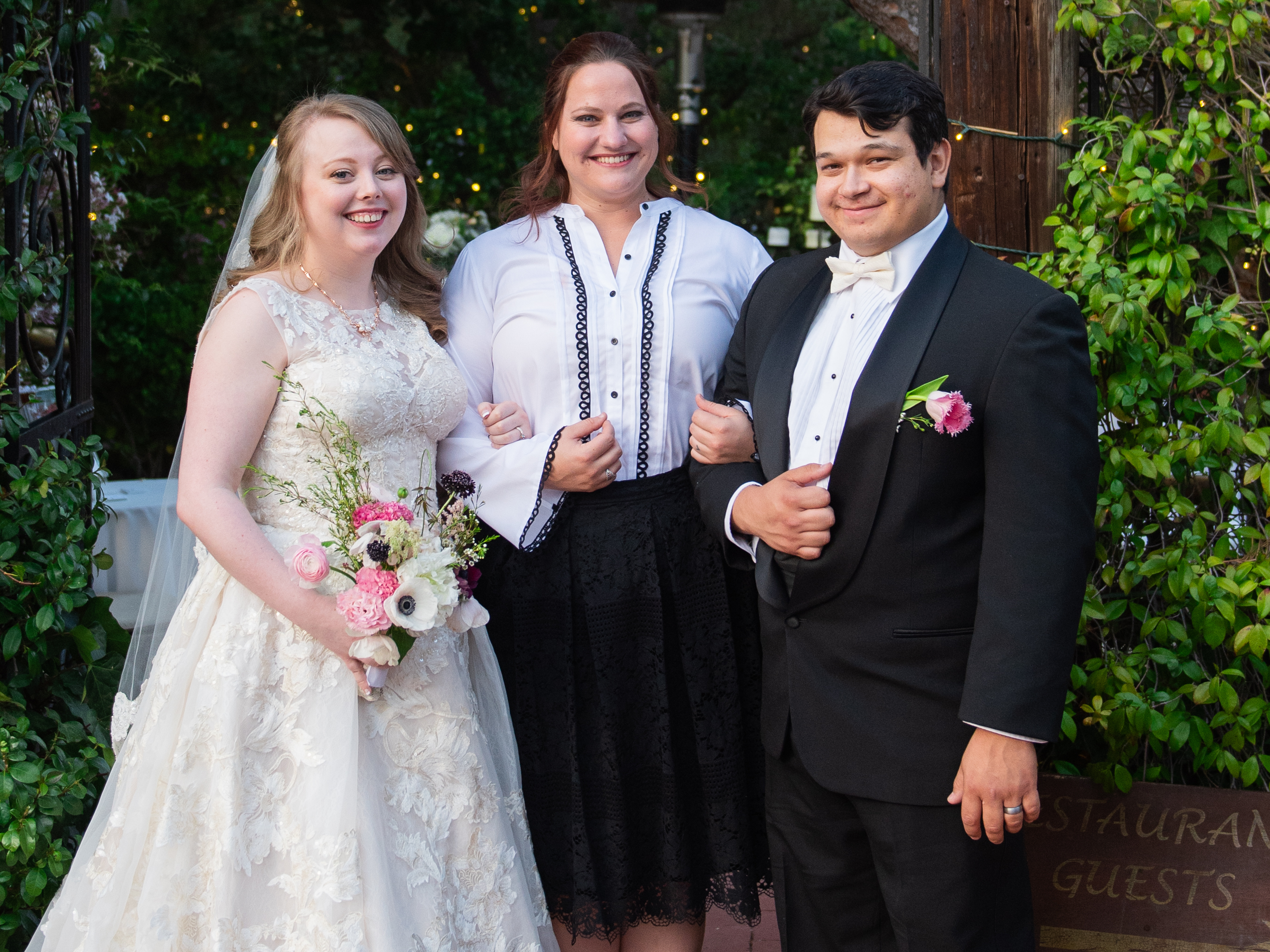 Los Angeles Wedding Officiant Cindy