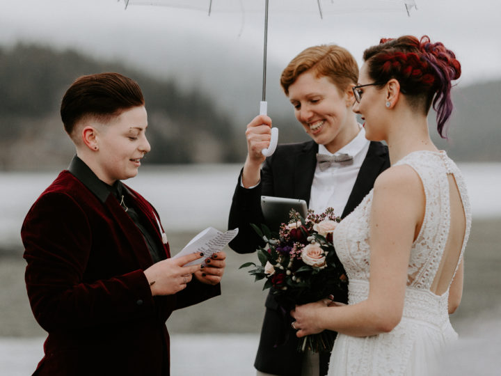 All About Same-sex Weddings with Officiant Beth