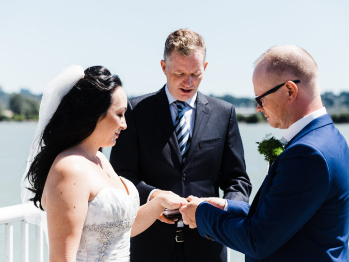 Officiant Q & A with Randy