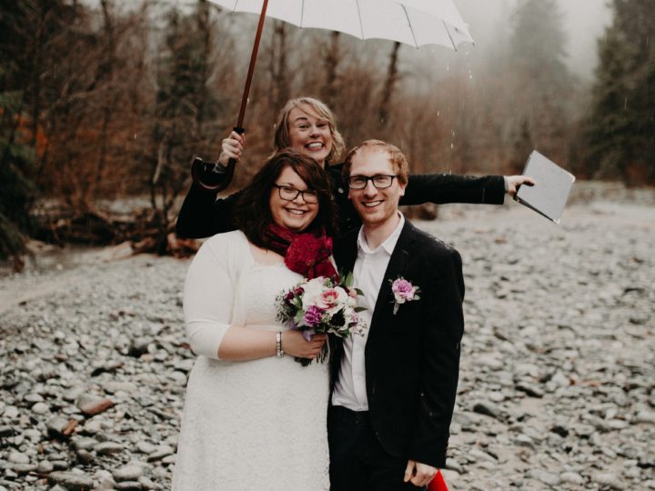 Ask an Officiant: 5 Questions with Kadee Smedley