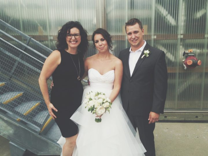 A Boat Wedding in Vancouver