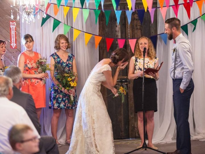 What to Look for in a Wedding Officiant – by Jane Halton