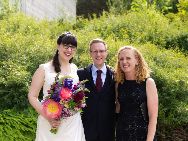 Ask an Officiant: 5 Questions with Jane Halton