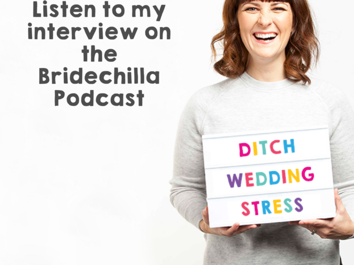 YH&M on the Bridechilla Podcast!