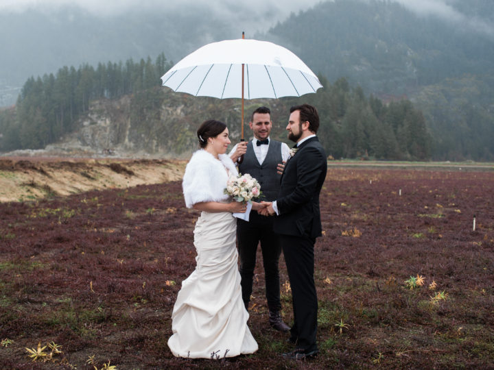 Where Else to Elope In Vancouver