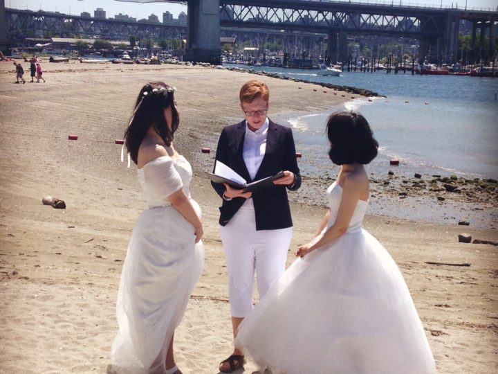 Ask an Officiant: 5 Questions with Beth Carlson-Malena