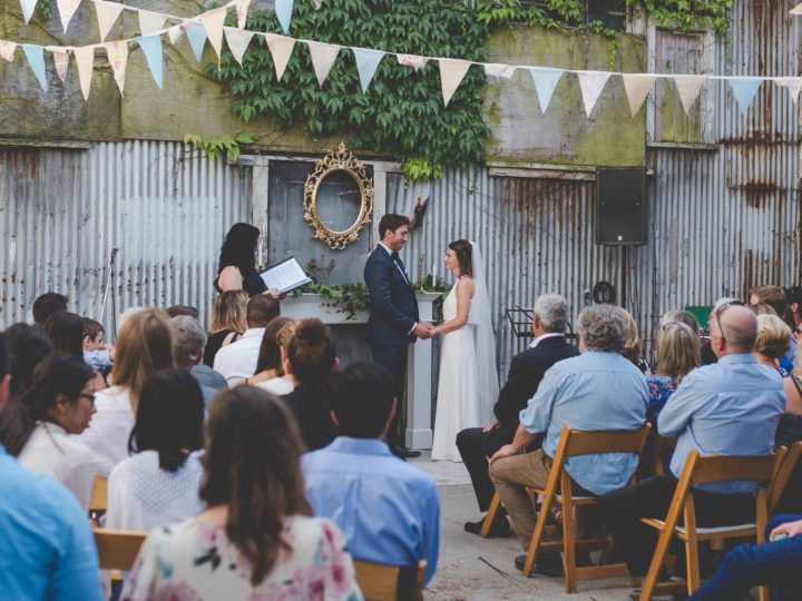 Ask an Officiant: 5 Questions with Erika Enns
