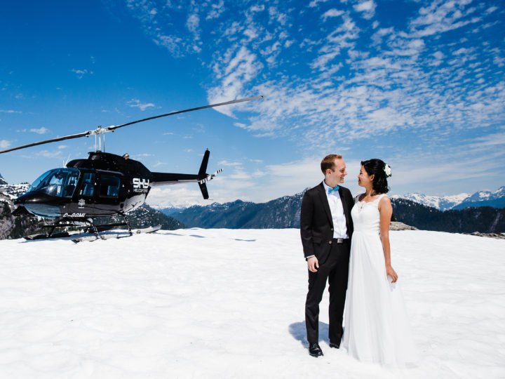 Everything You Need to Know About Our Helicopter Elopement Package!