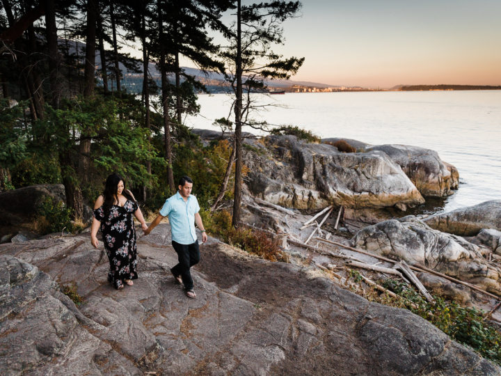 Vancouver Elopement Locations with Emily Nicole Photos