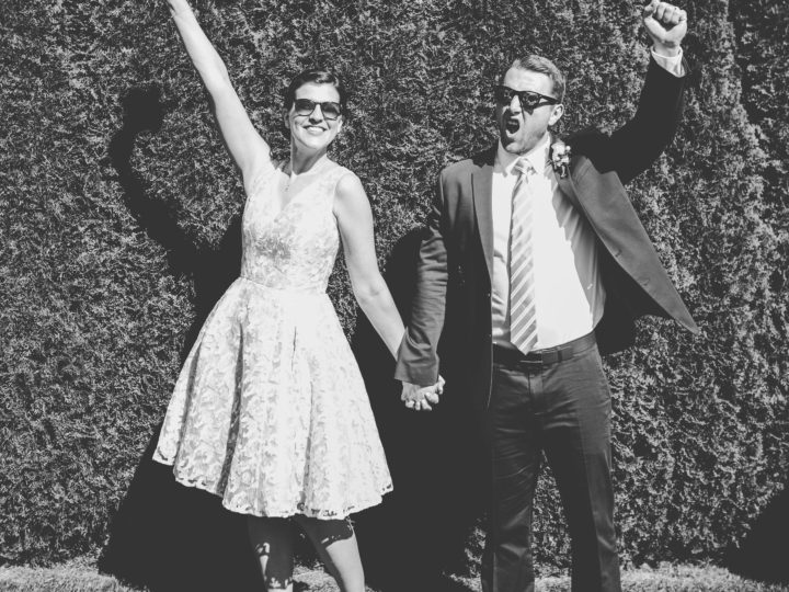 15 Pronouncements to End Your Ceremony