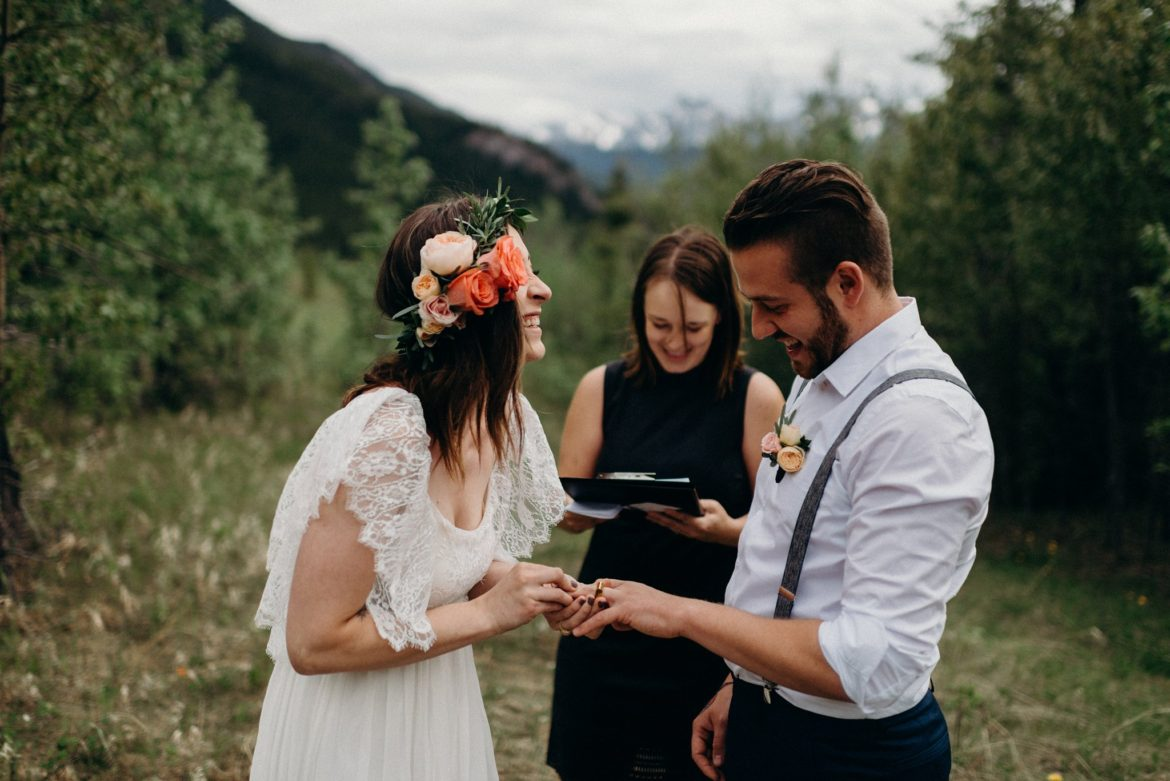 Where To Elope In And Around Calgary Young Hip Amp Married