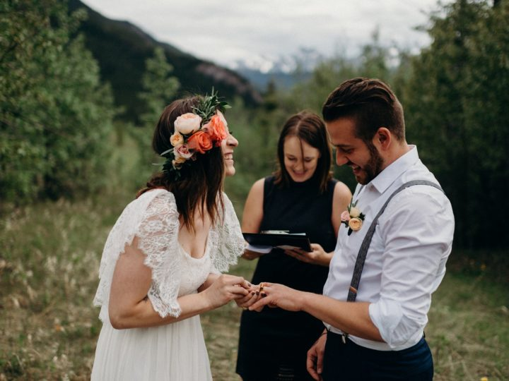 Where to Elope in and Around Calgary