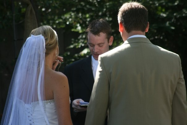 Ask an Officiant: 5 Questions with Layne Kilbreath