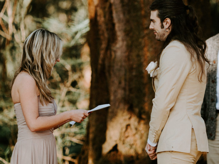What Happens During an Elopement