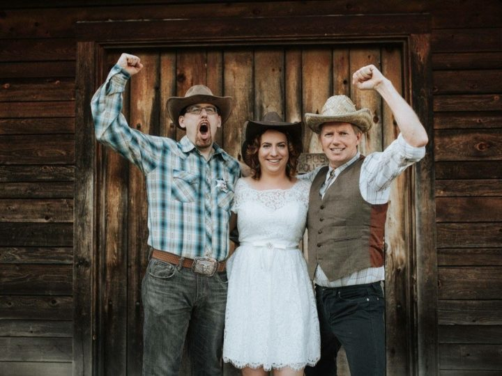 Out of the Box Idea: Country Western Wedding