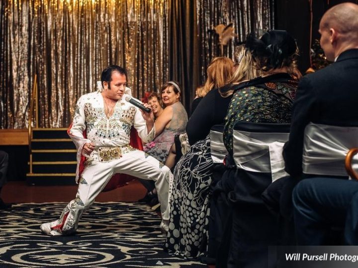 Out of the Box Idea: Vegas Themed Wedding – with Elvis!