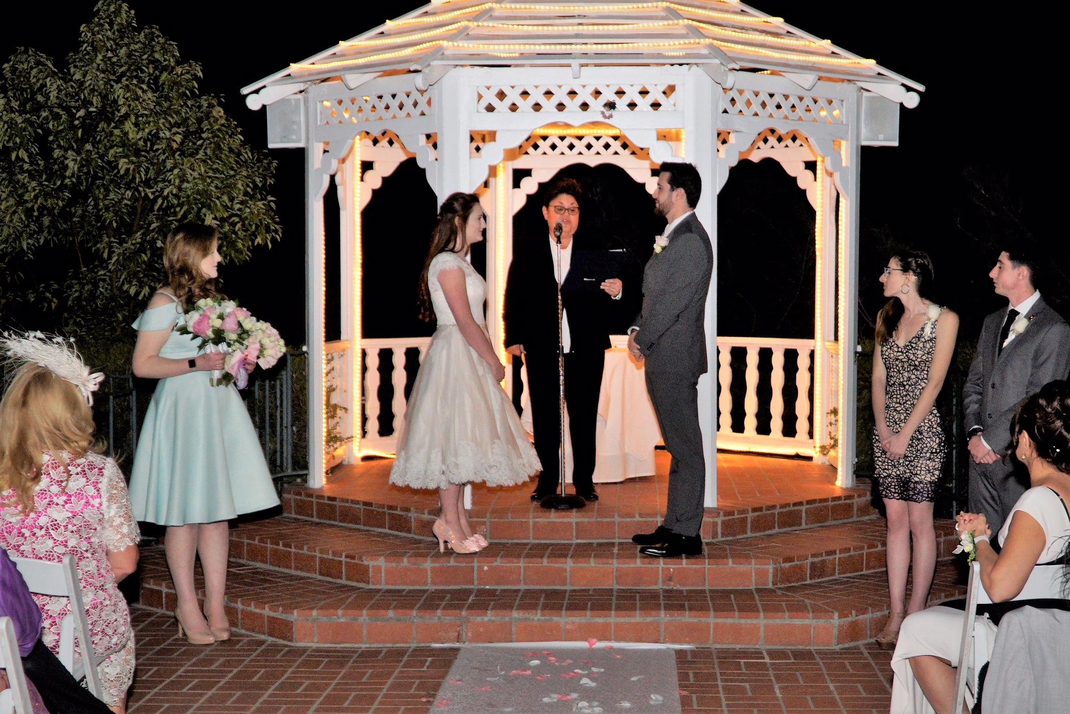 Los Angeles Wedding Officiant Leticia