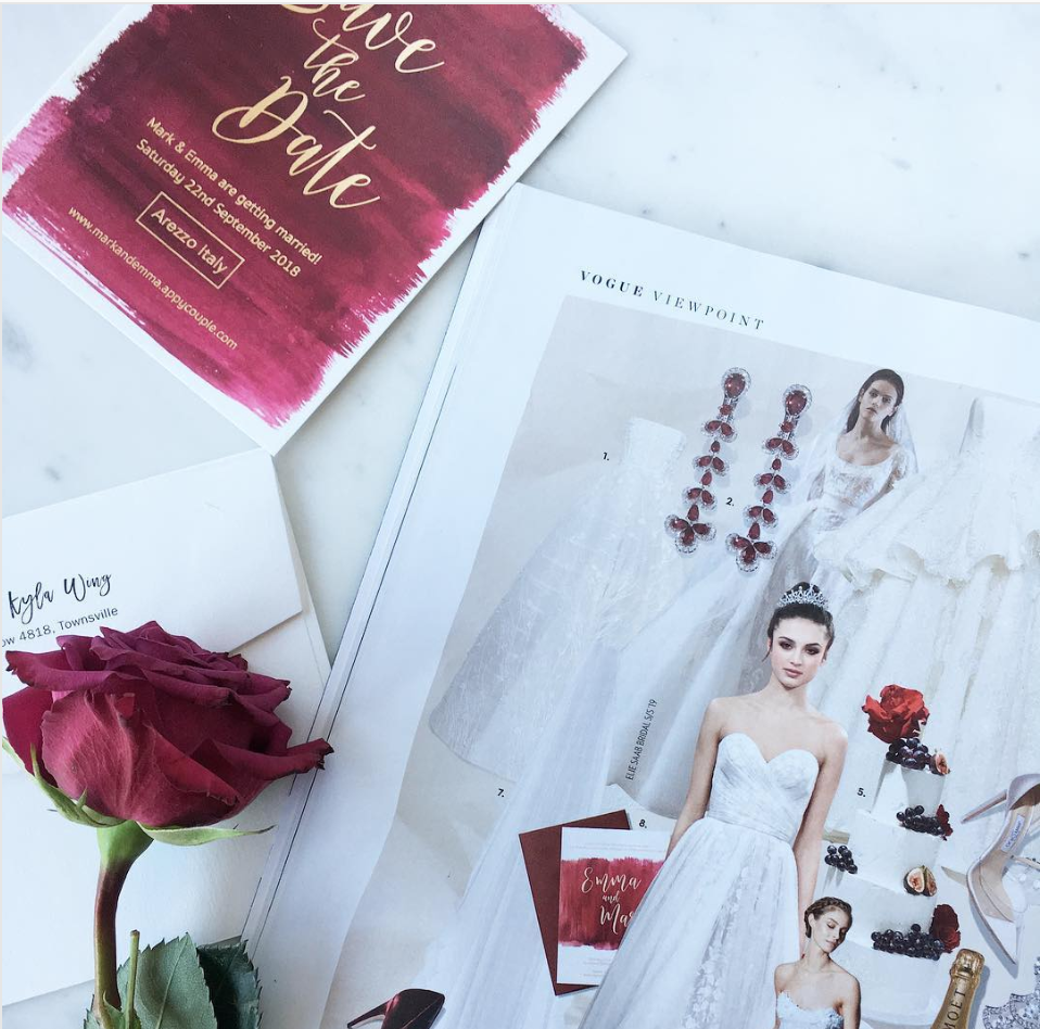 Trending Wedding Invitations: 5 Wedding Invitation Trends For 2019