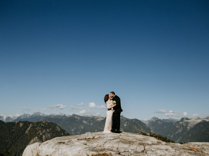 45 Photos that Will Inspire You to Book a Helicopter Elopement