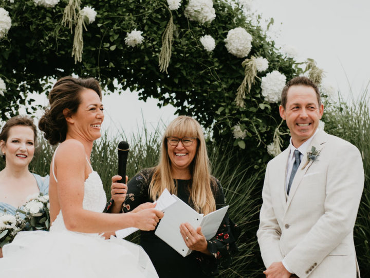 Officiant Q & A with Denise