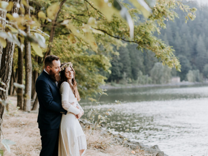 The Best Vancouver Elopement Spots with Emily Nicole Photos