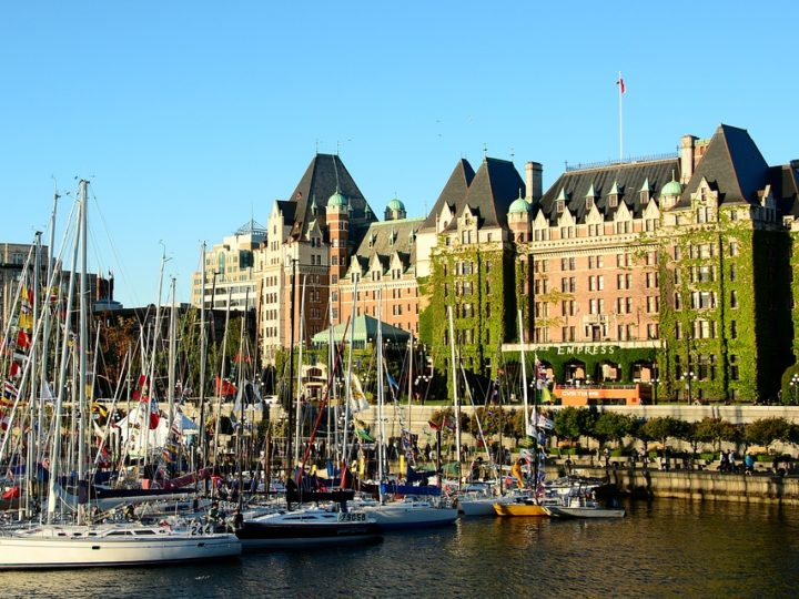 Where to Elope in Victoria BC