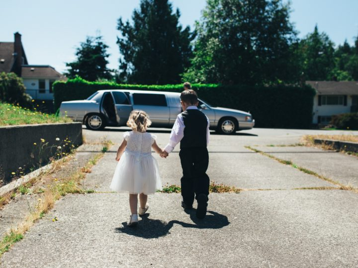 10 Rules for Having Kids in Your Wedding Party