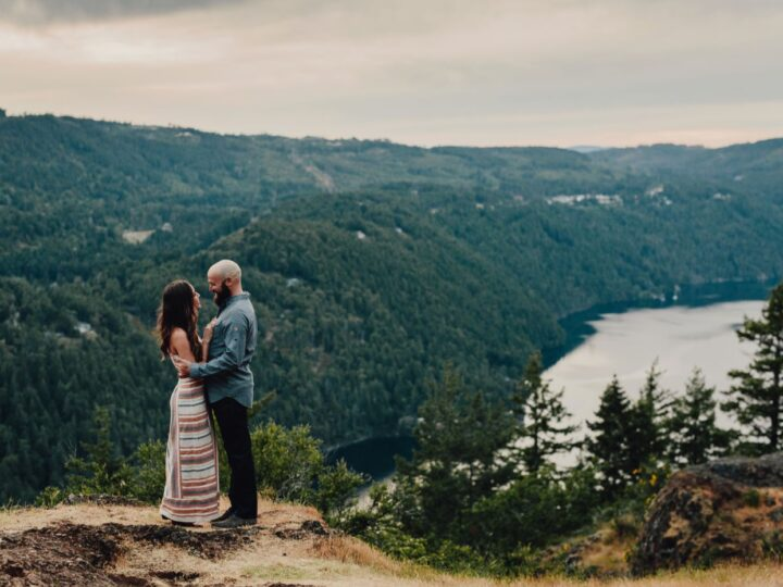 Vancouver Island Elopement & Photography Package