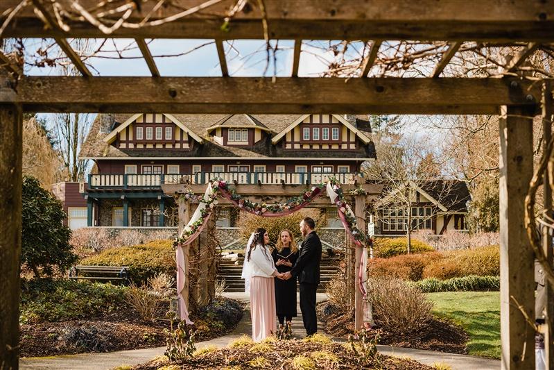 Deer Lake Park wedding