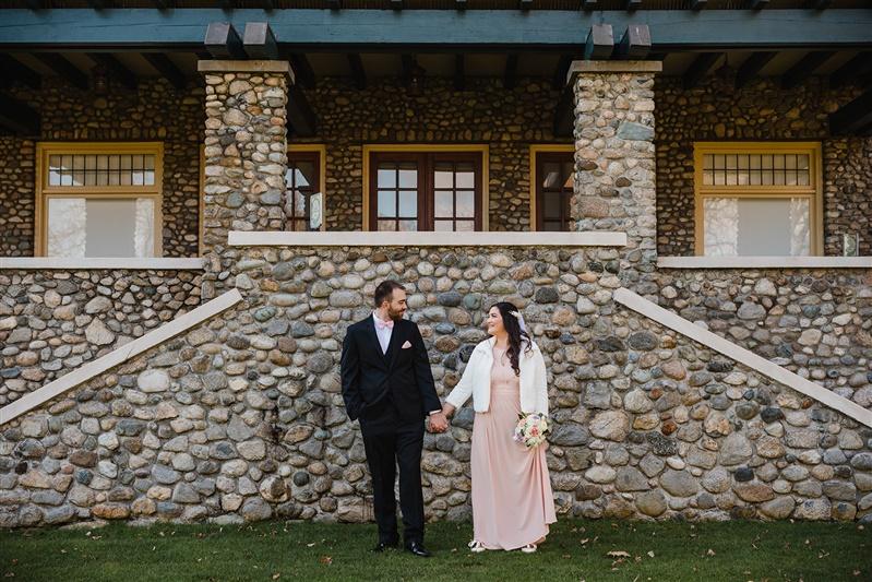 Deer Lake Park elopement