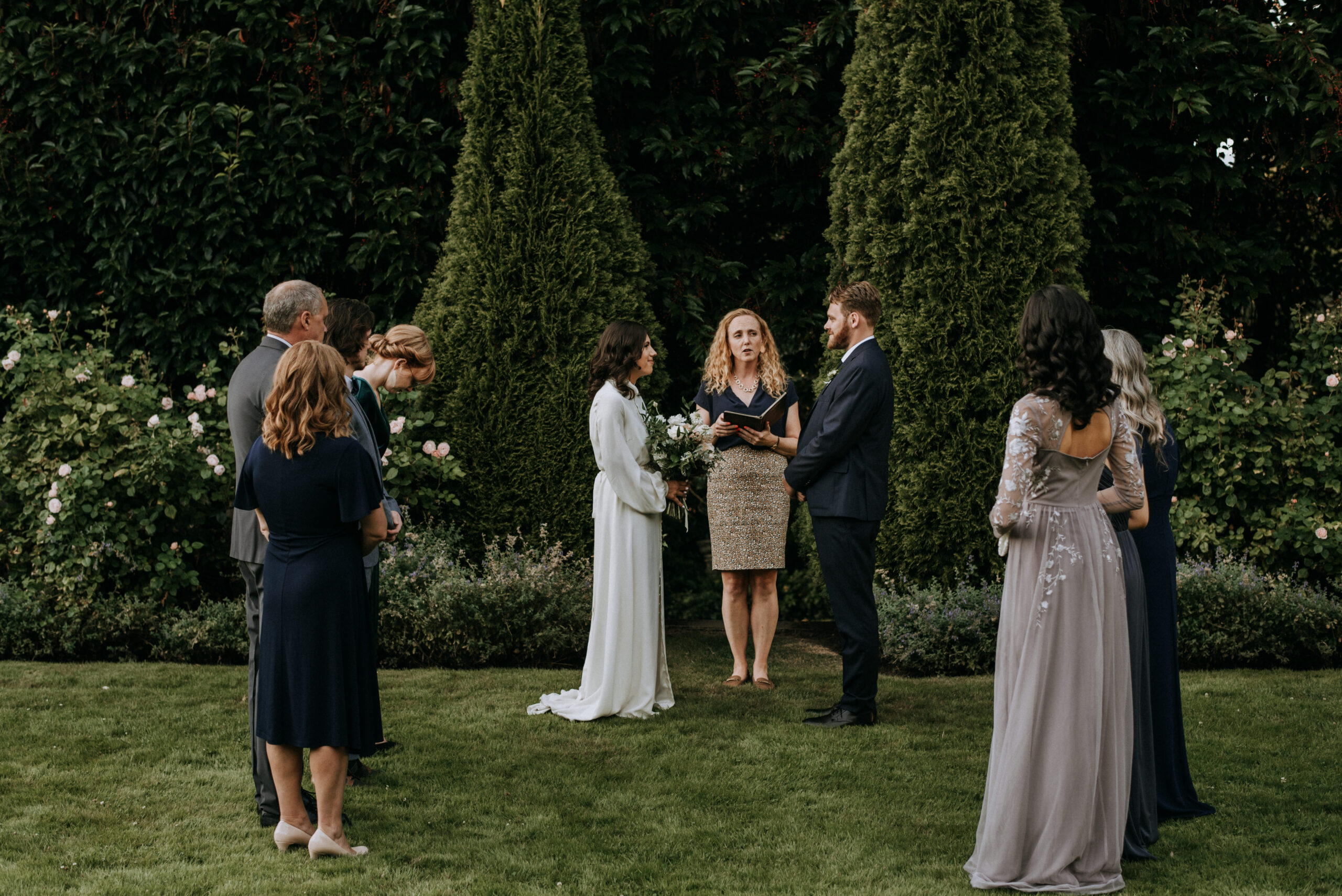 Hycroft Manor Vancouver elopement