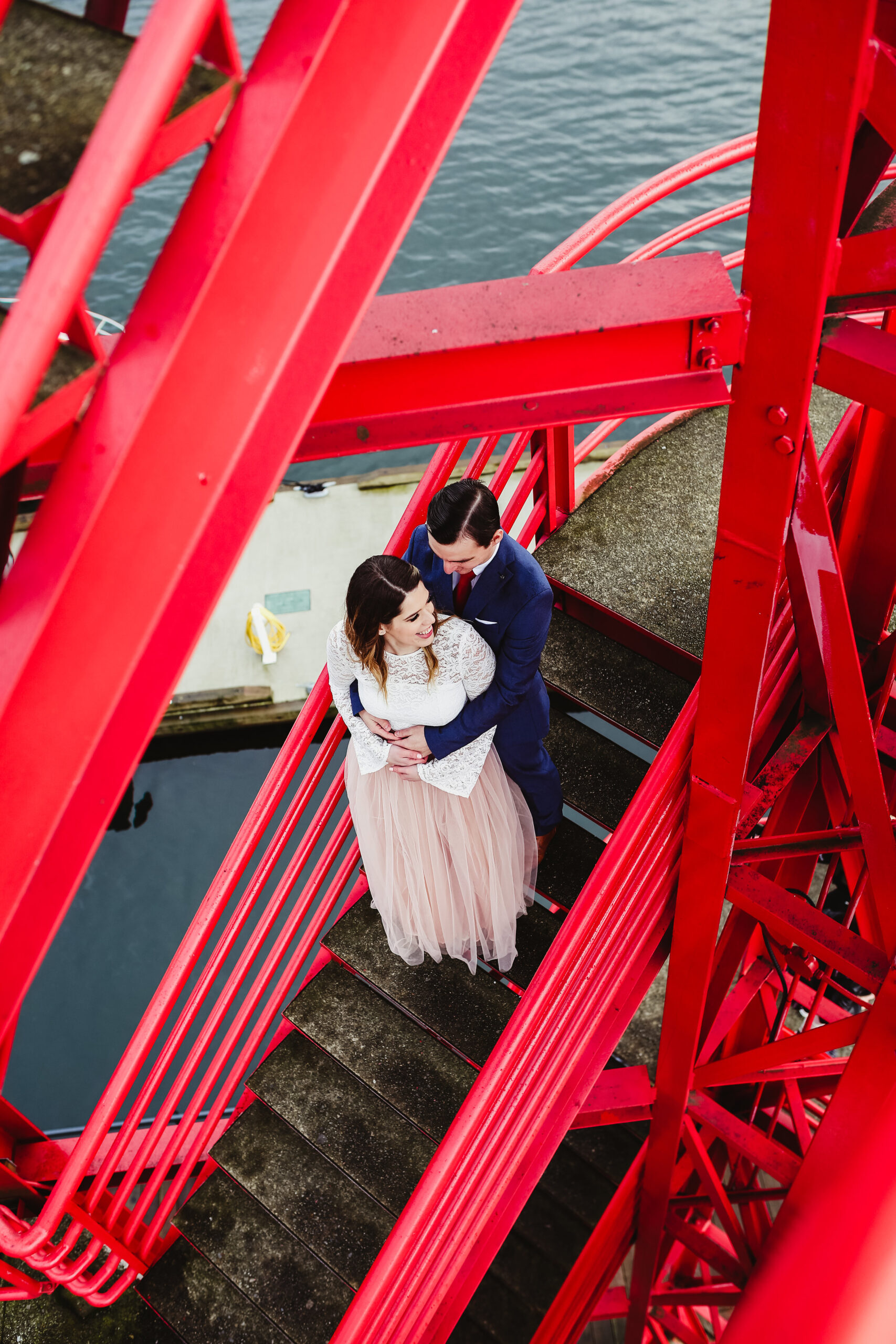 Lonsdale Quay wedding