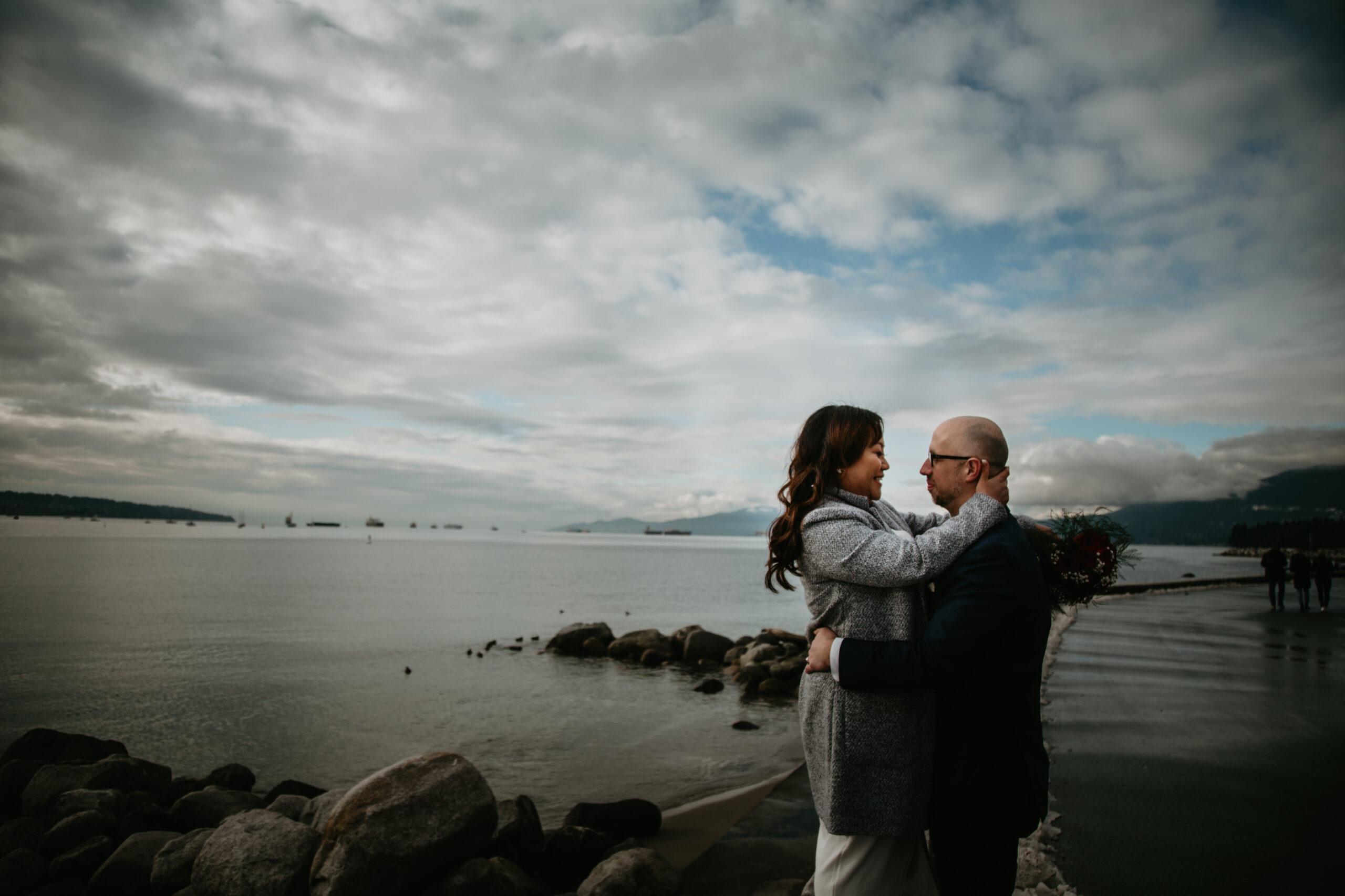 Sunset Beach elopement