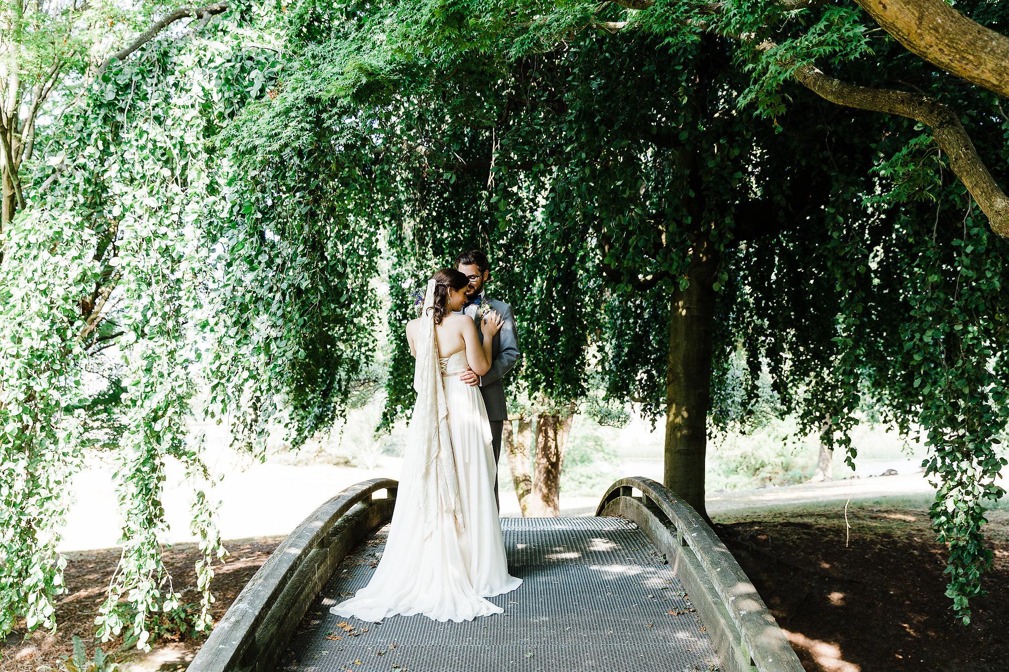 Vanier Park elopement