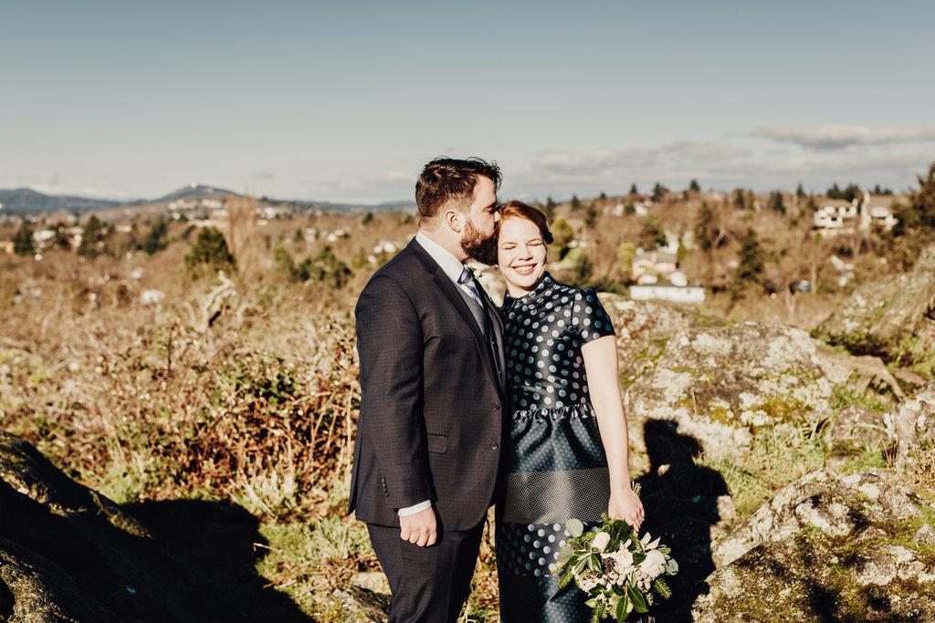 Summit Park wedding