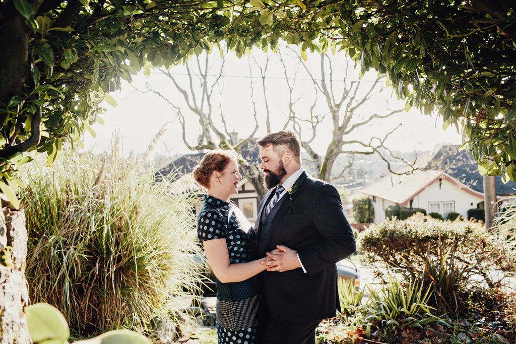 Vancouver Island elopement and photography package