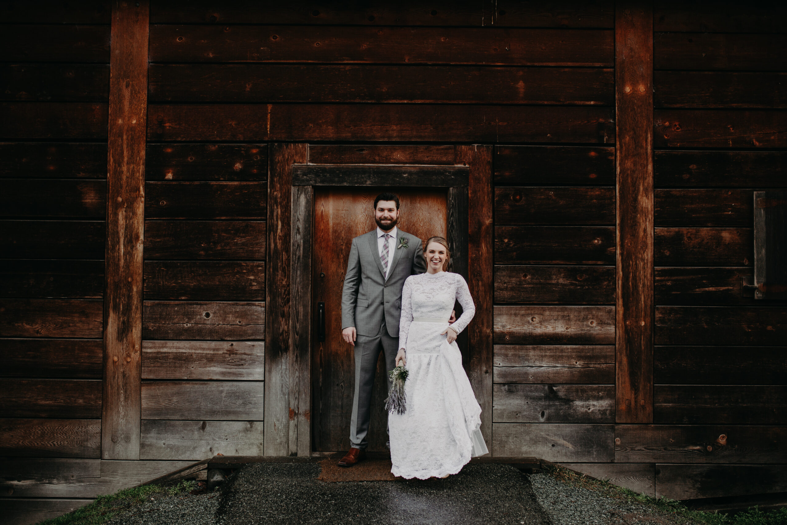 Fort Langley elopement