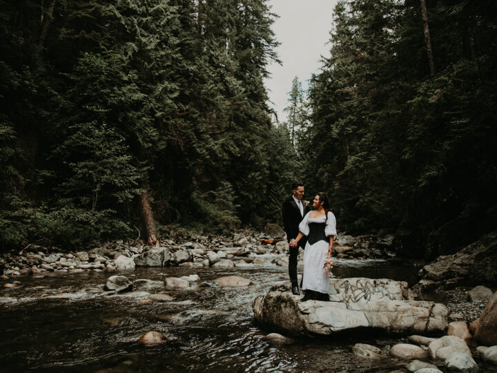 Where to Elope in Vancouver: Off the Beaten Path