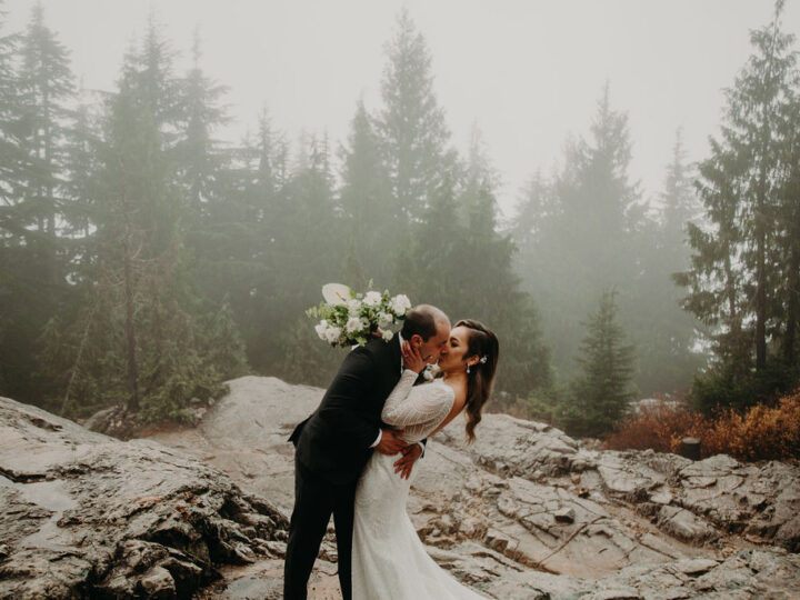 Everything You Need to Know About Our Grouse Mountain Elopement Package!