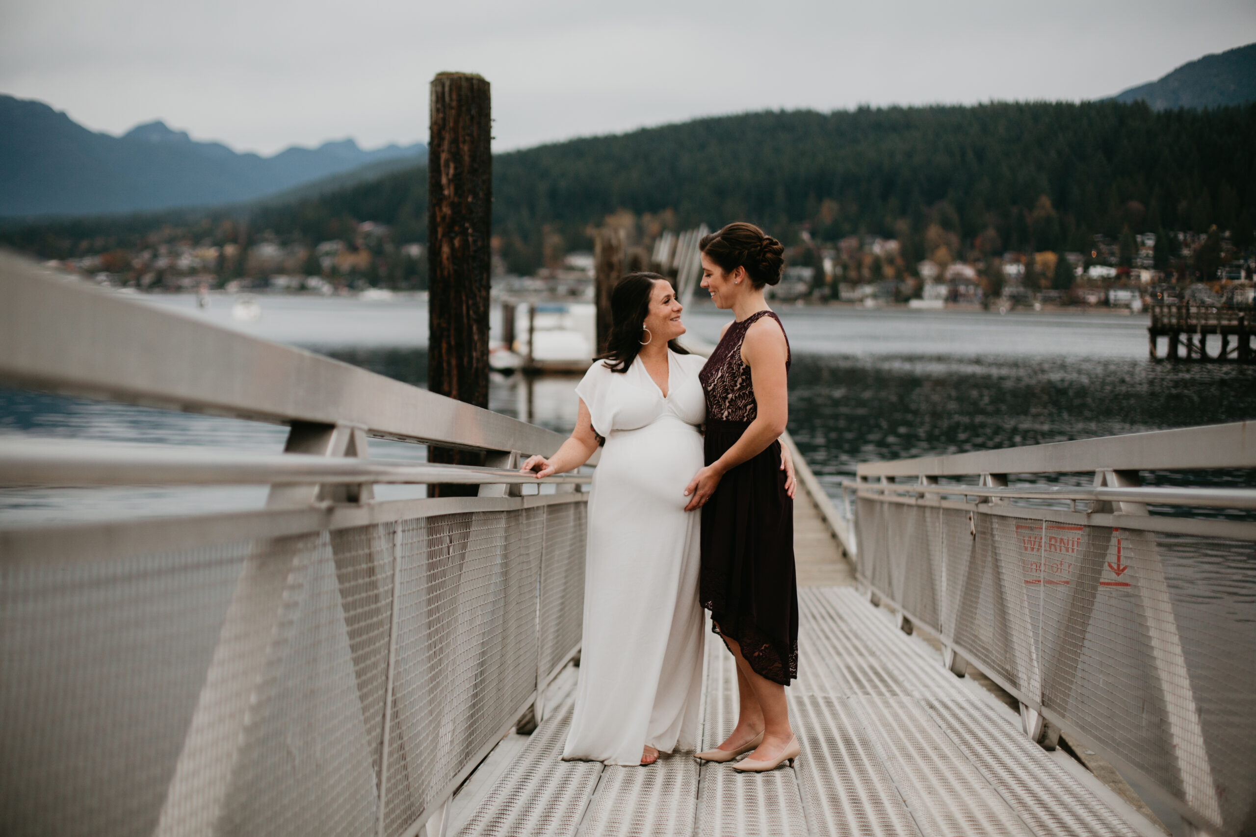 Elopement at Rocky Point in Port Moody