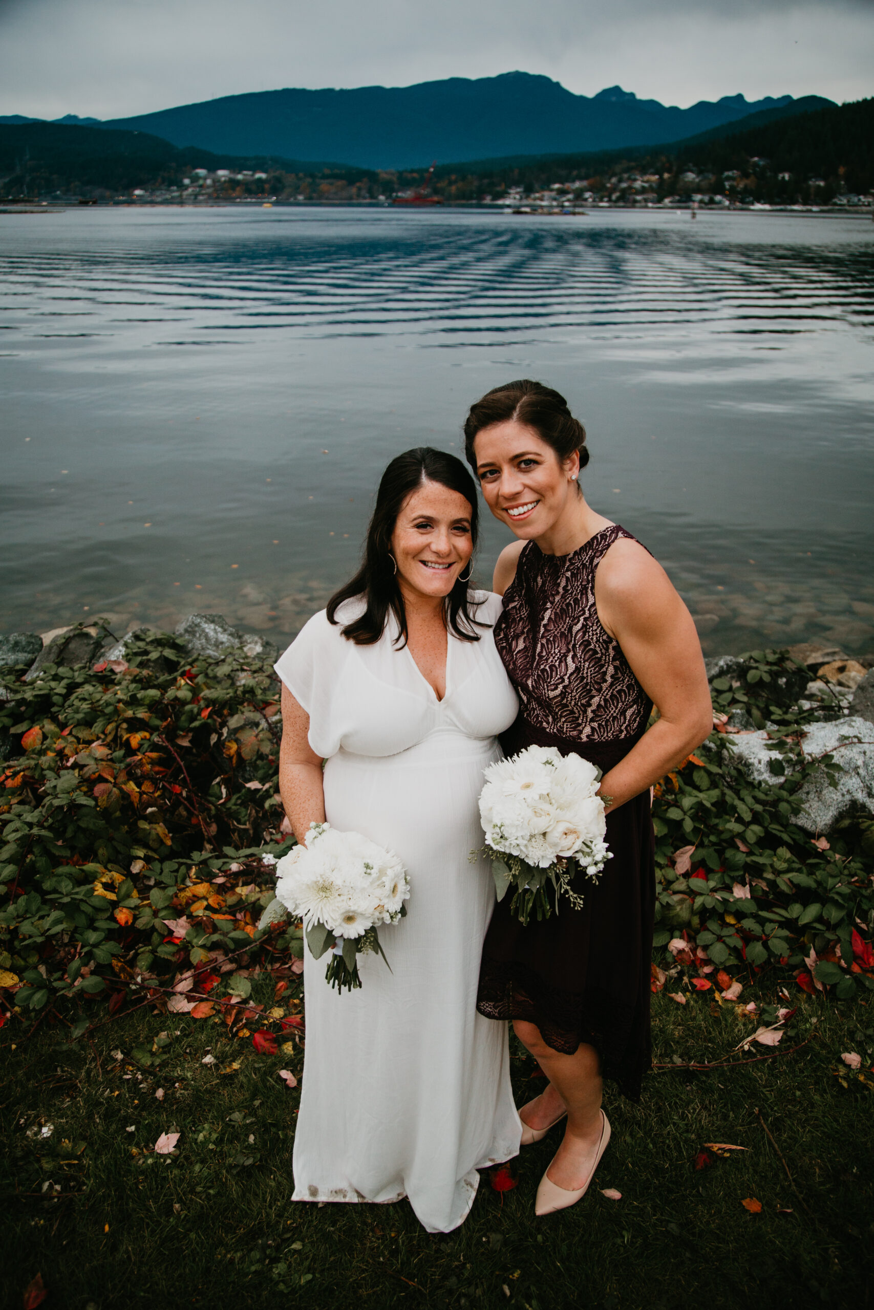LGBTQ elopement at Rocky Point in Port Moody