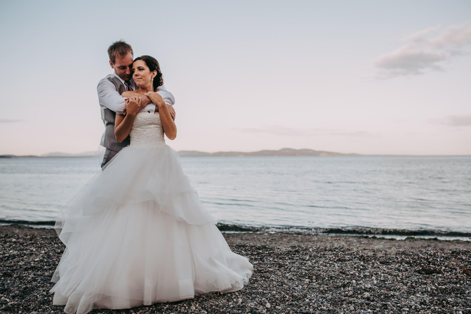 Wedding at The Beach House Restaurant in Victoria