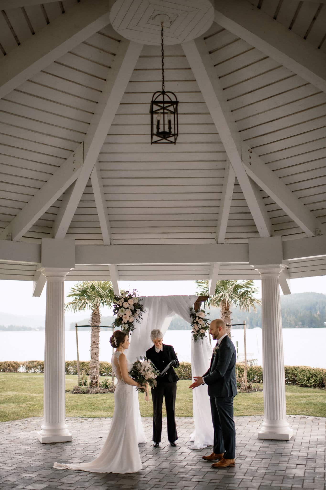 The Prestige Hotel elopement in Victoria