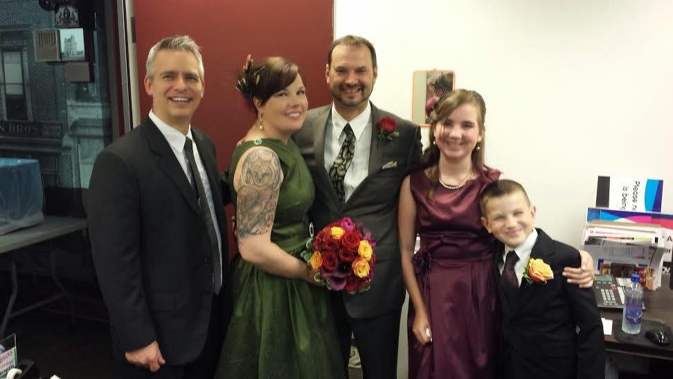 Find wedding officiants